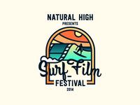 Surffilm Festival Logo