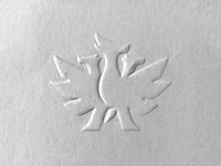 Fluxmatix Embossed Stamp