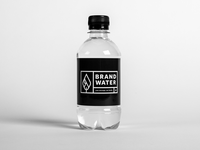 Brandwater Small Water Bottle