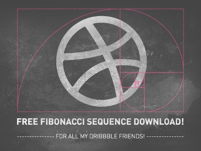 [FREE] Fibonacci Sequence Download! free fibonacci sequence golden ratio golden ratio fibonacci download pdf eps freebie