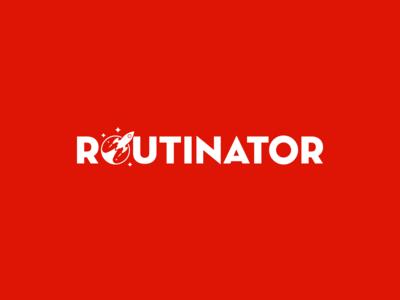 ROUTINATOR Wordmark