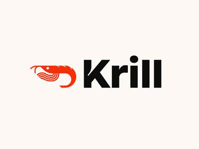 Krill Logo & Wordmark