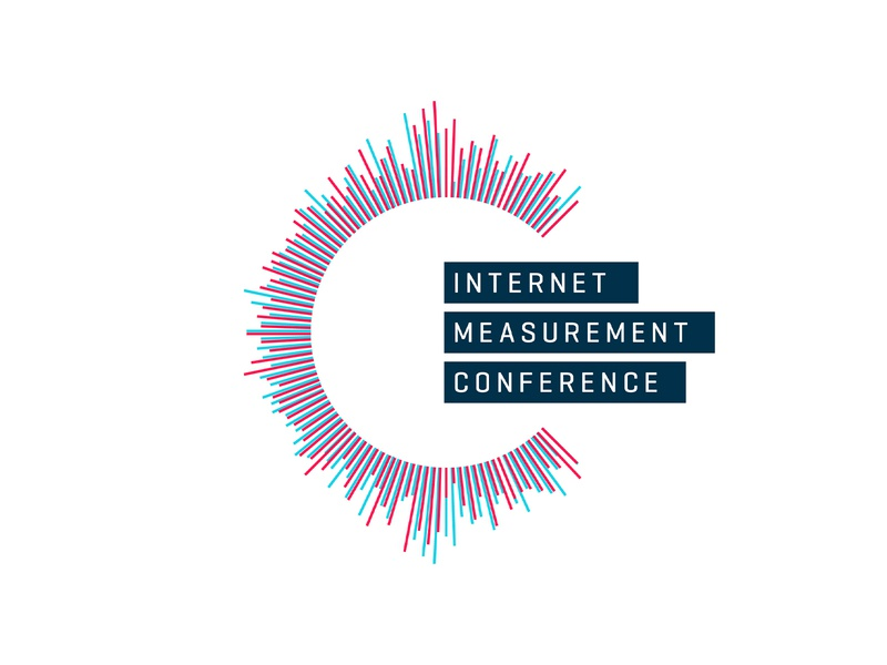 IMC 2019 Branding 1/4 conference measurement internet graphs c flexible minimal clean data futuristic typography brand identity branding logo design logotype dynamic identity logo