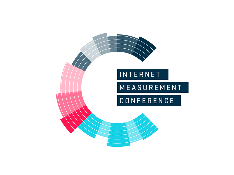IMC 2019 Branding 3/4 conference measurement internet graphs c flexible minimal clean data futuristic typography brand identity branding logo design logotype dynamic identity logo