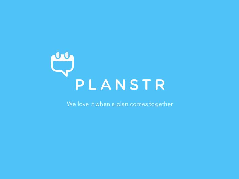 Planstr logo