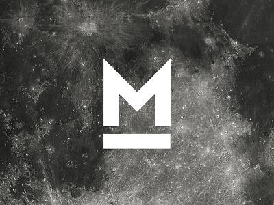 Moonbase moonbase logo identity m telefon