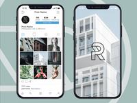 Brand mark for Photo Replica