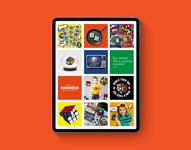 Rubik's Cube social content
