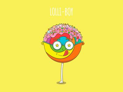 Lolli Boy