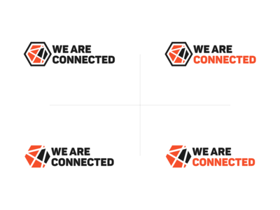 We Are Connected logos