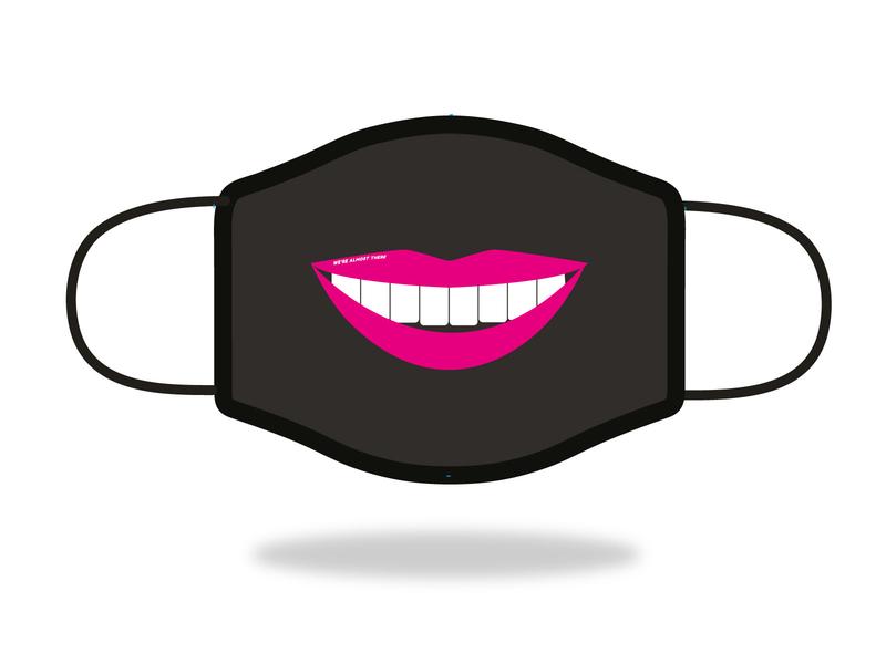 Design For Good Face Mask Challenge smile mask design