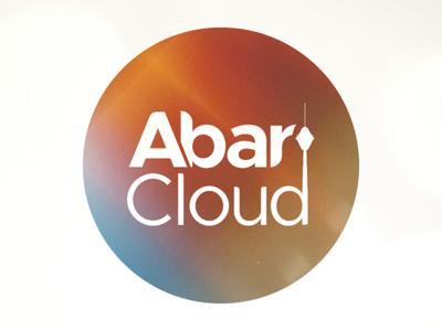 AbarCloud logo iran cloud branding