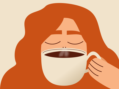 Coffee smell design vector illustration