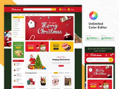 Gift & Articles Shop – Prestashop Responsive Theme design style fashion responsive ecommerce shopify woocommerce prestashop wordpress opencart templatetrip