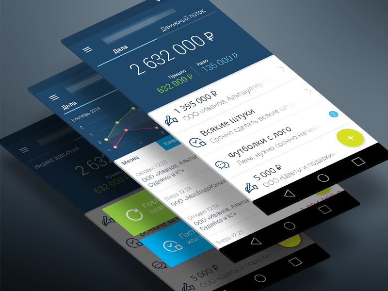 android finance app material design by artem gareev dribbble