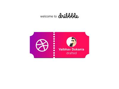 Dribbble Invite invites draft day dribbble