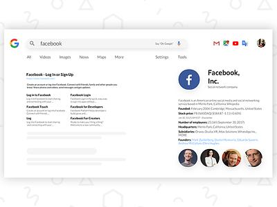 Google Ui Design kalypso minimal ui redesign google
