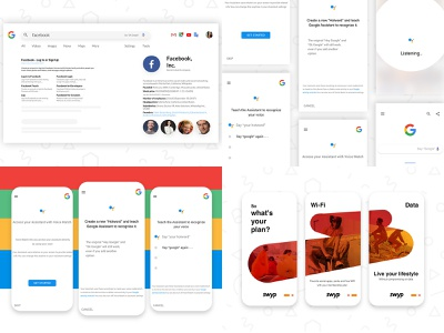 2018 <3 appdesign facebook concept sketchapp logo ui design minimal kalypsodesigns