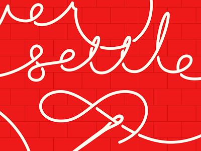 Mural Project design toronto inspiration typogaphy type mural