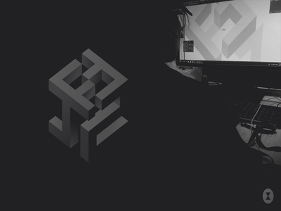 FF42 type vector monograms typography