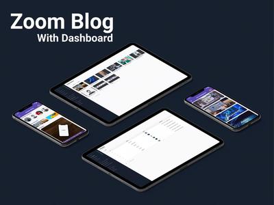 flutter blog app flutter ios envato