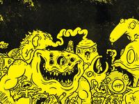 Yellow demons