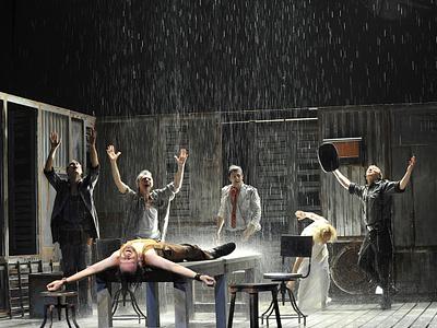 Perm theatre of the young spectator yuriy ketov reactive media perm theatre corporate website web design