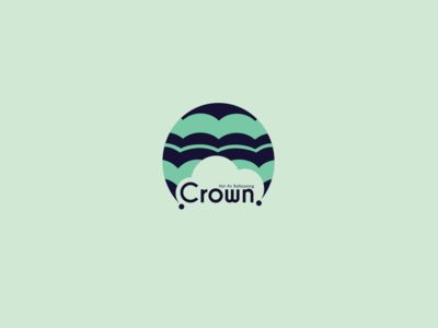 Crown Hot Air Ballooning LOGO V2