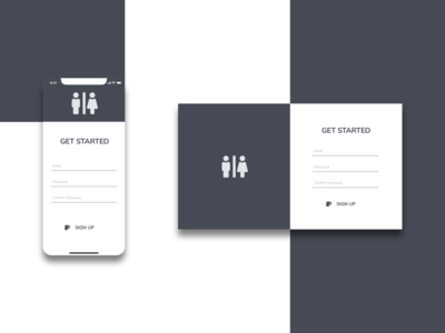 Daily UI - Day 01: SIGN UP