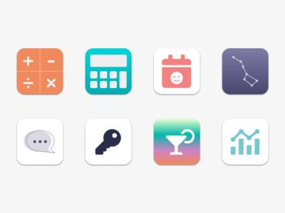 #DailyUI - Day 05: App Icon