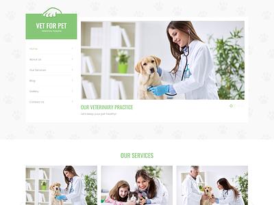 VET FOR PET veterinarian vet pets pet clinic pet care medical horse dog doctor clinic cat animal doctor animal clinic animal