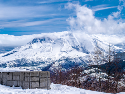 Mt. St. Helens pentaphoto photography