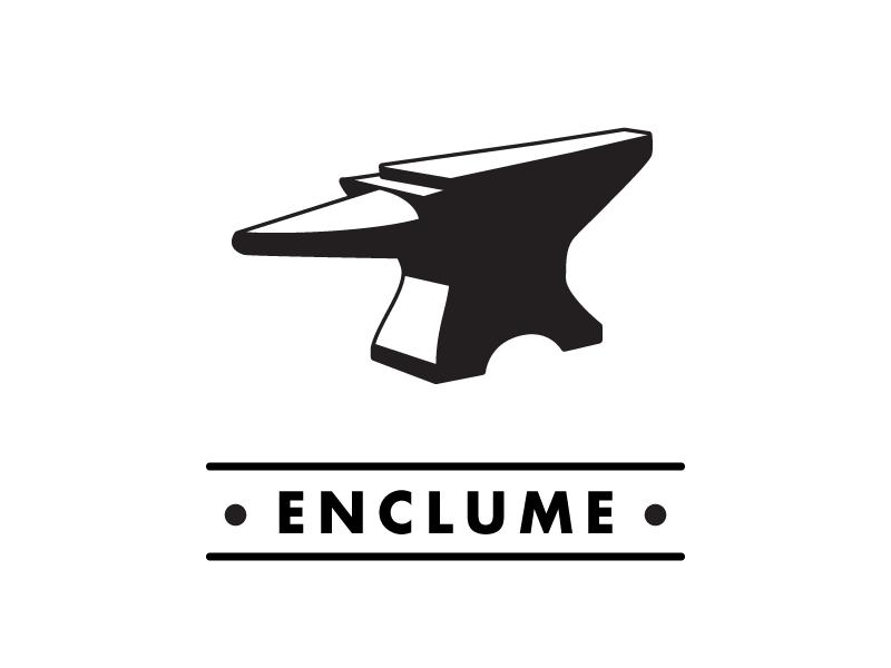 enclume logo by dylan box