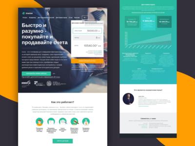 Inwise Website UI/UX Design
