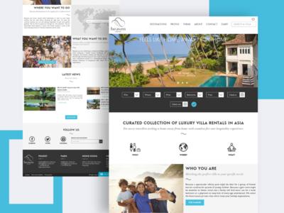 Heaven Website Design