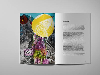 book 01 graphic design illustration