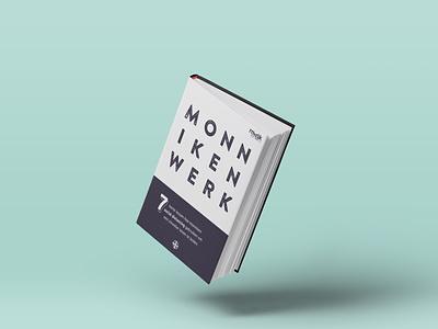 cover monnikenwerk illustration graphic design