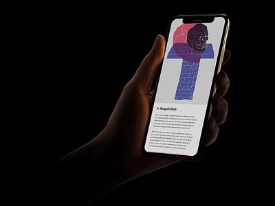 Phone 01 ux graphic design illustration