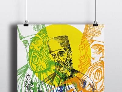 Poster 01 illustration graphic design