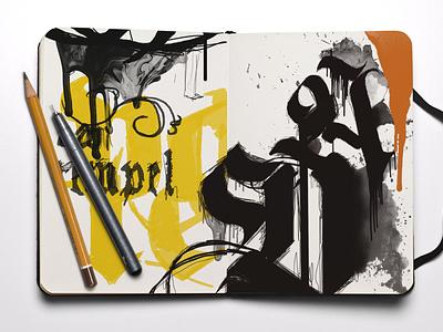 #justmissedthecut art design branding graphic design