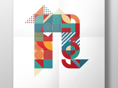 poster NIKOLAAS letters 07 typography illustration graphic design