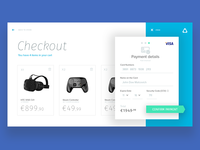 Checkout Daily UI
