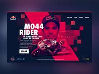 Red Bull MO44 Rider