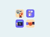 reWork App Icons