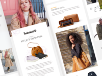Timberland Newsletters