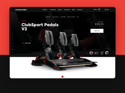 Fanatec E-Commerce