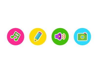Kids Alphabet App Icon
