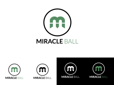 Miracle Ball Brand Identity Design logodesign landscape illustration poster design icon flat design brand design brand identity logo design branding logo design logo graphic design vector branding