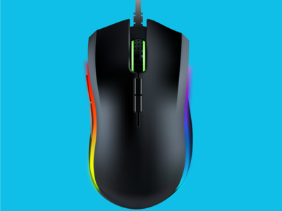 Razer Mouse Design