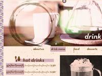 The Dot's Drink Menu